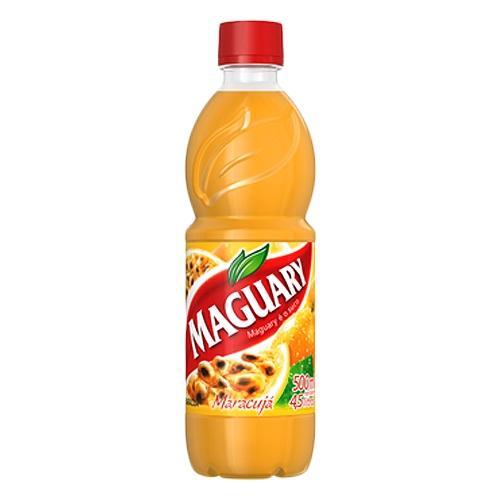 Passion Fruit Juice Conc 16 9 FL oz Suco Conc de Maracuja Maguary Pack ...