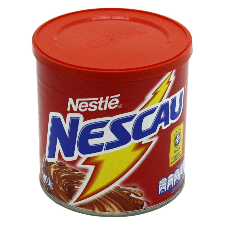 Nestle chocolate drink mix